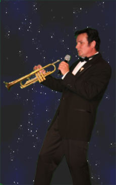 Mike Russell as Louis Armstrong